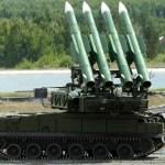 Rússia posiciona sistema de defesa antiaéreo Buk-M2 na Síria