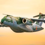 EMBRAER: desenvolvimento do KC-390 está progredindo conforme o cronograma