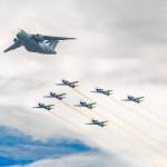 Embraer KC-390: voo inaugural do 2º protótipo deve ocorrer nas próximas semanas