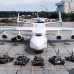 Antonov disse que não vai transferir propriedade intelectual do An-225 para China
