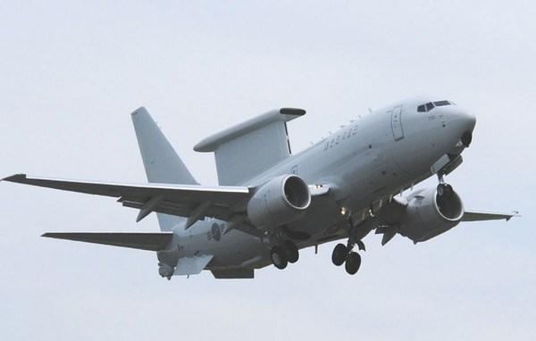 A Coreia do Sul está interessada em aumentar sua frota de aeronaves Peace Eye.
