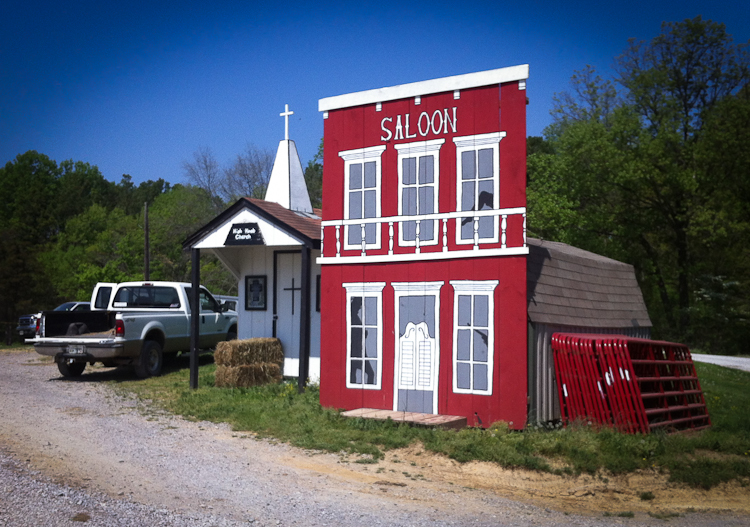 High Knob Saloon