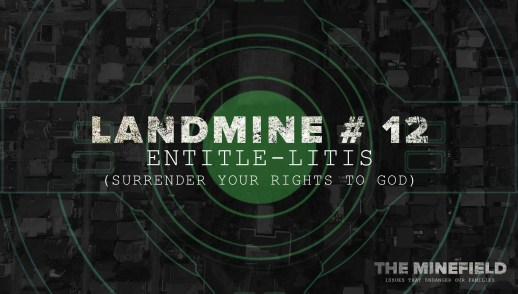 Be Grateful and Surrender Your Rights