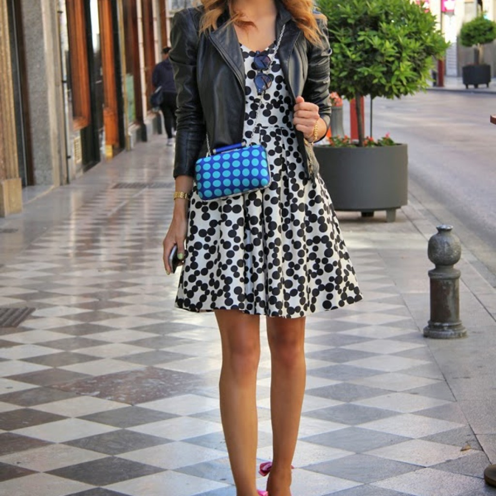 MY POLKA DOTS DRESS : PRINT MORE PRINT