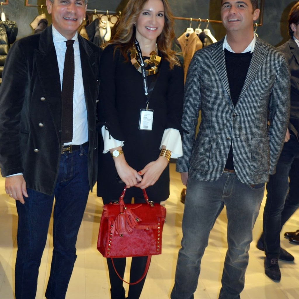 WITH SEVENTY AT PITTI UOMO