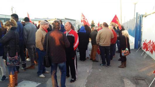 Huelga de mataderos