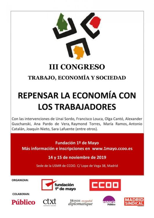 Cartel del Congreso