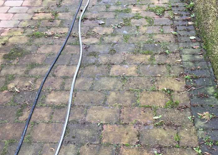 Driveway Cleaning in Liverpool