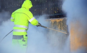 Steam Cleaning in Liverpool, Formby