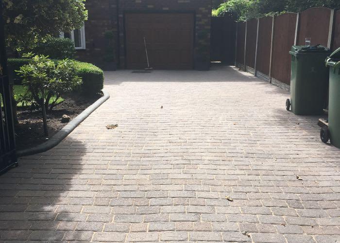 Driveway Clean, Block Paving