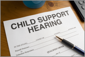 Child Support Hearing Doc