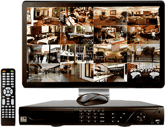 DVR - Digital Video Recording Surveillance System