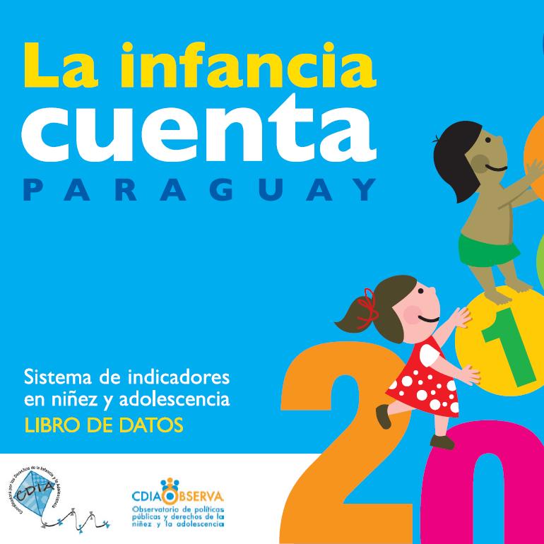 La Infancia Cuenta Paraguay 2011