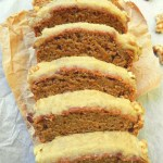 Cream Cheese Carrot Cake Vegan3