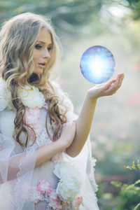 Crystal Ball light