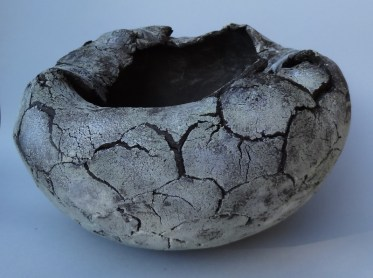 Earthenware with Porcelain Crust