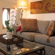 Cedar House Inn - Cordova Room Social Area