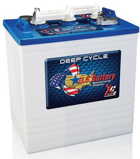 6 Volt US Battery 145