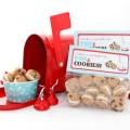 Milk and Cookies Free Valentine Printable  CelebrationLane.com