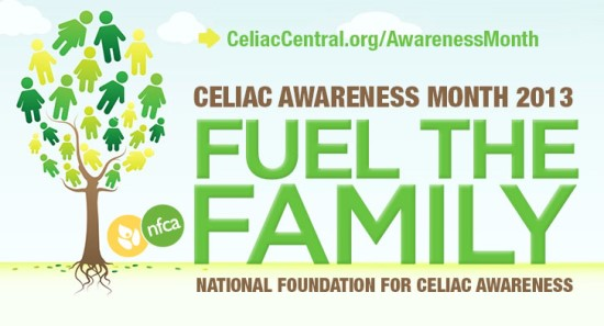 NFCA%20Fuel%20the%20family 550x297 Celiac Awareness Month–May 2013