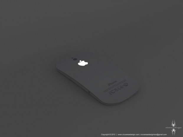 iPhone 5 concept by Ciccarese Design