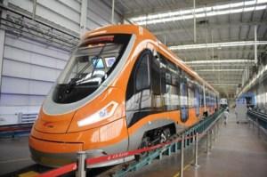 hidrojen-tramway