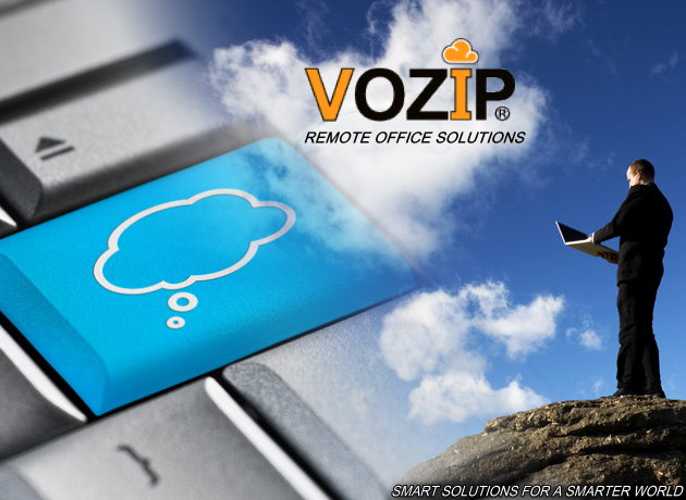 REMOTE OFFICE SOLUTIONS VOIP VOZIP Central Telefónica Conmutador Virtual