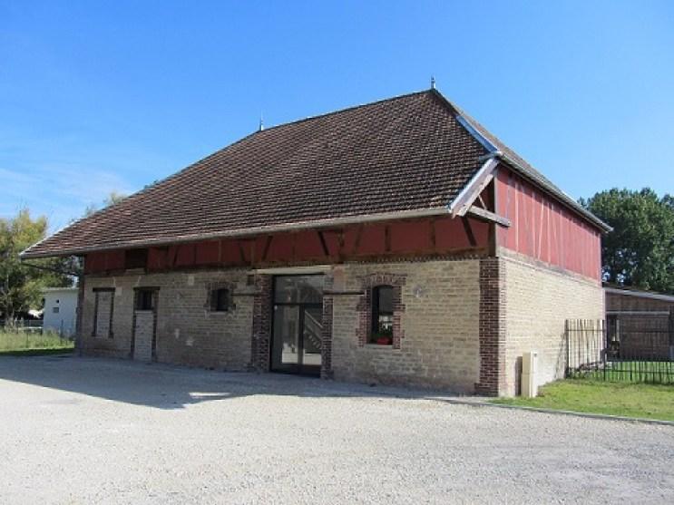 Un bâtiment administratif restauré