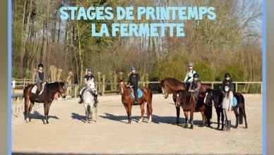 Stage La Fermette