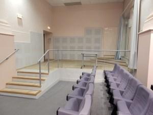 Amphithéâtre (mezzanine)