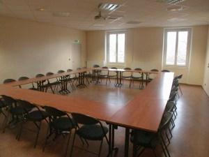Salle les Cyprès