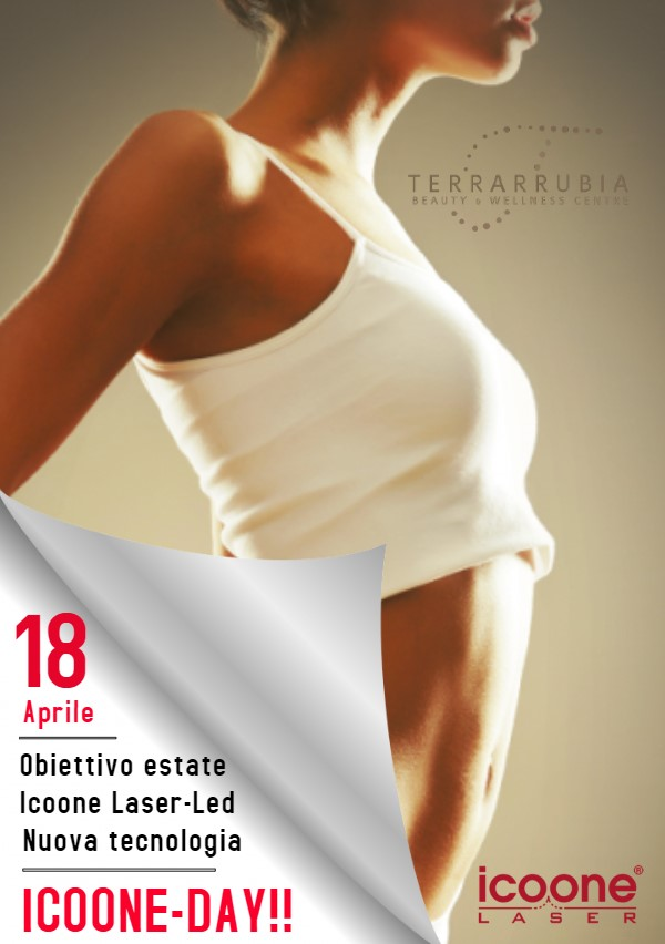 terrarrubia - icoone day - cellulite - obiettivo - estate