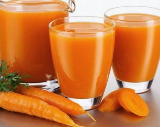 carota abbronzatura