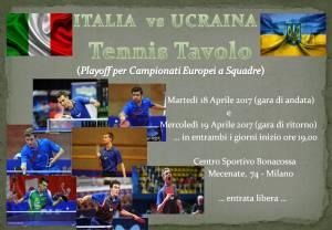 ITALIA vs UCRAINA