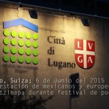 Accion por Ayotzinapa en Lugano Suiza