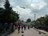 Represion en Apatlaco Morelos