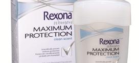 El lanzamiento del nuevo Rexona Maximum Protection