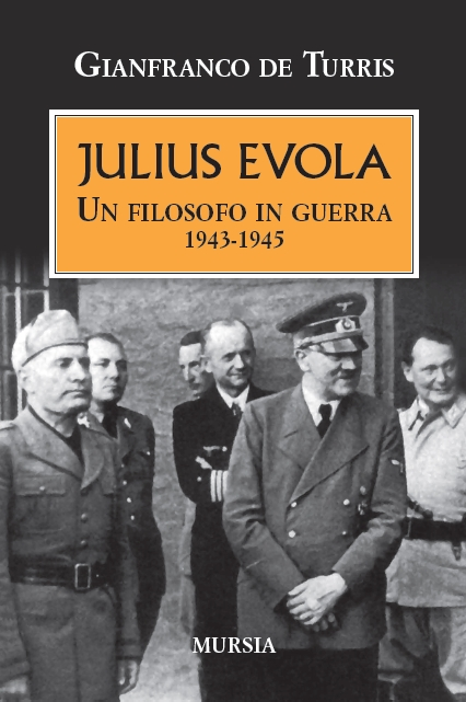 Julius Evola in guerra