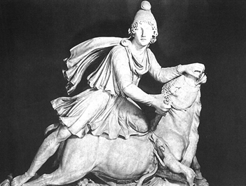 Mithra demiurgo. Un confronto fra il dio Mithra romano ed il Demiurgo nel Timeo di Platone