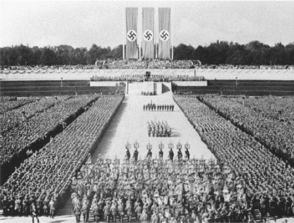 Nazionalsocialismo, religione pagana