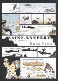 Del rapporto tra volo e scrittura in Saint-Exupéry