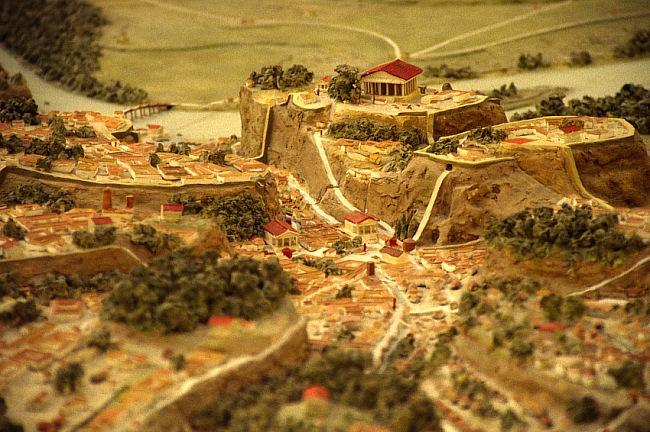 Tacito. La ricostruzione del Campidoglio