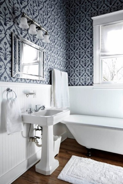 More Ways to Update a Bathroom | Centsational Style