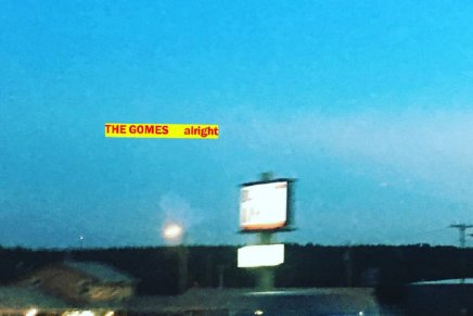 "The Gomes – ""Alright"""
