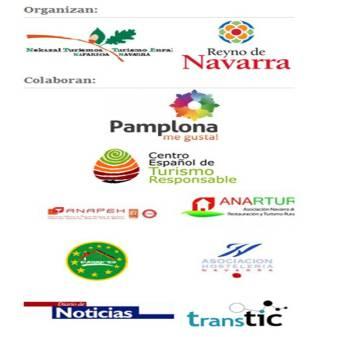 Entidades que colaboran en la organización del Congreso de Turismo Rural Navartur