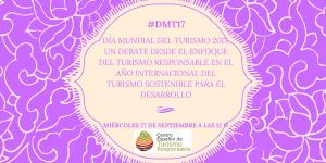 Dia Mundial del Turismo 2017