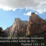 Psalmul 116.15