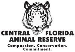 Central Florida Animal Reserve Logo