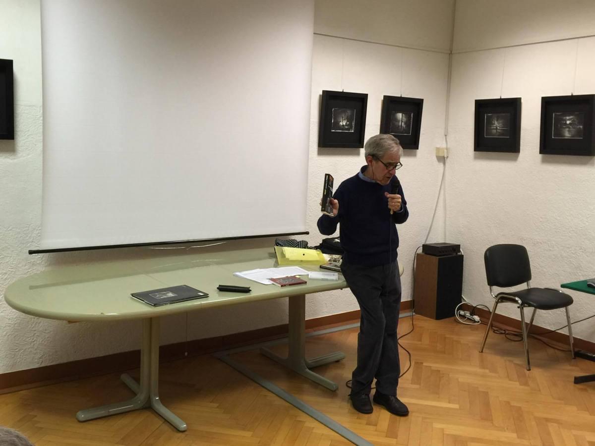 «Paris Tendresse» Conferenza di Fabio Francescato