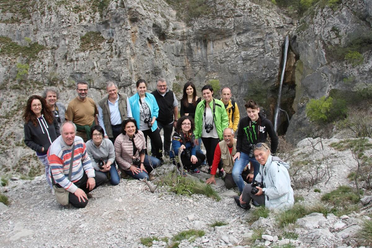 18°Corso di Cultura fotografica – Uscita in Val Rosandra